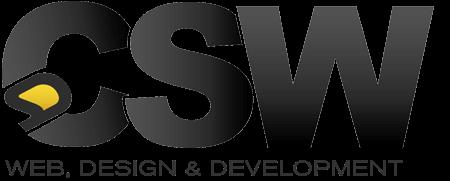 CSW Logo Webdesign